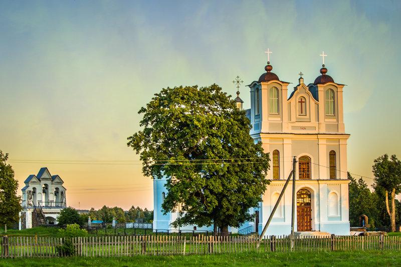 Вишневский костел - Tatsiana Latushko
