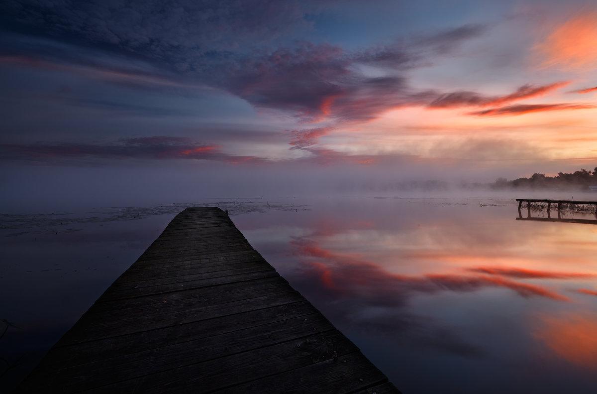 Бухта рубиновых облаков... - Roman Lunin