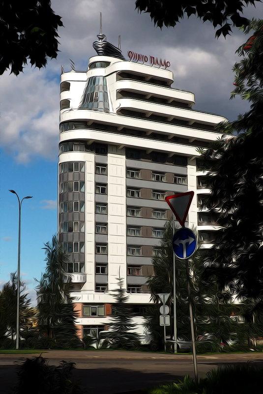 Отель - Владимир Морозов