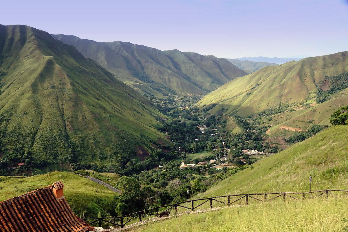 В горах Венесуэлы - Igor Khmelev