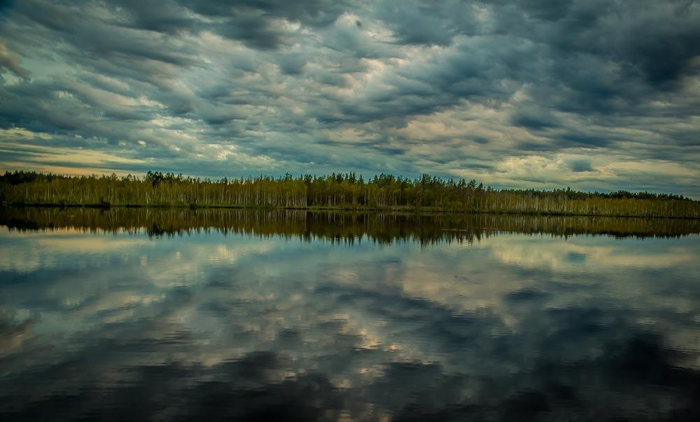 озеро - Виктор Николаев