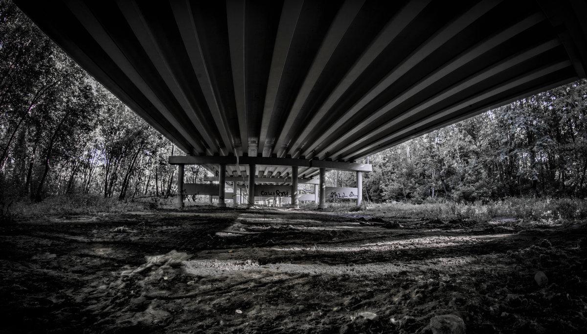 Бетонный веер - Роман Шершнев