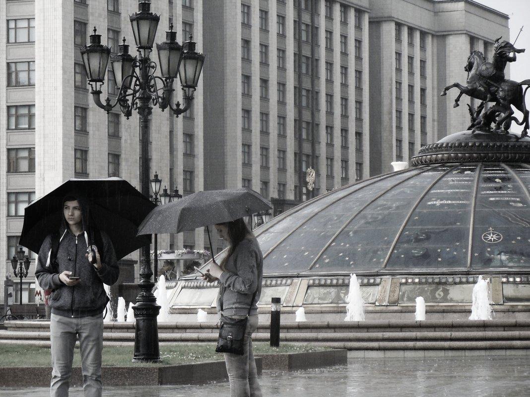 дождь - Ольга Заметалова