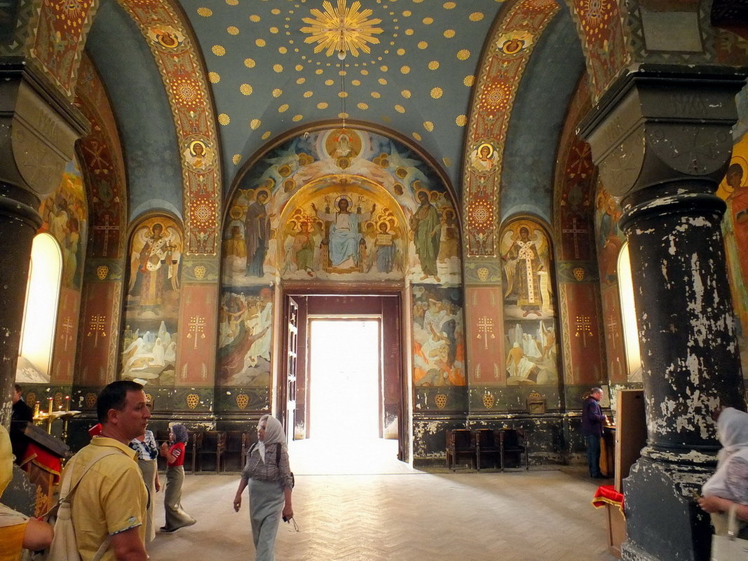 Новоафонский монастырь - Николай