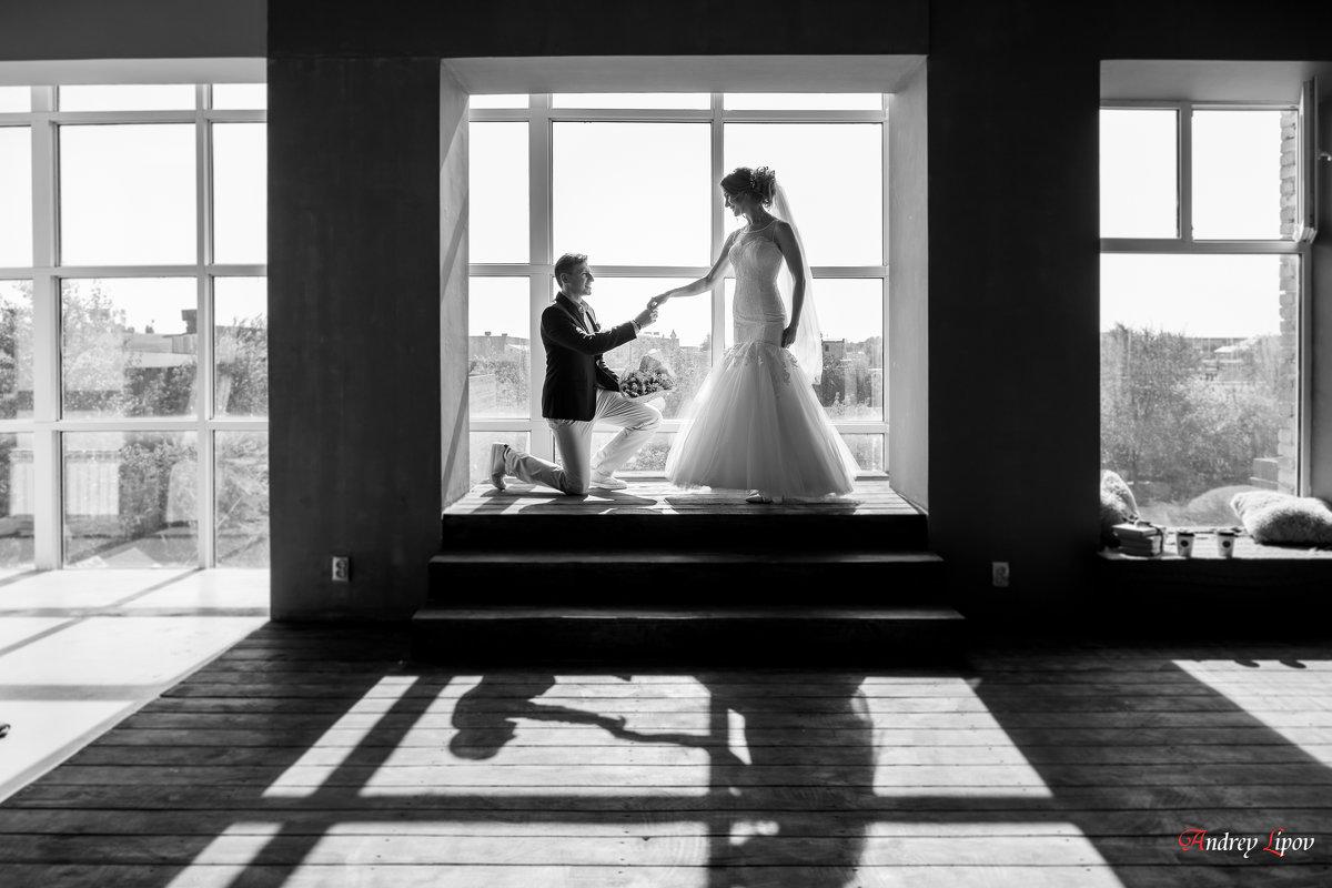 Свадебное студийное пространство - Андрей Липов