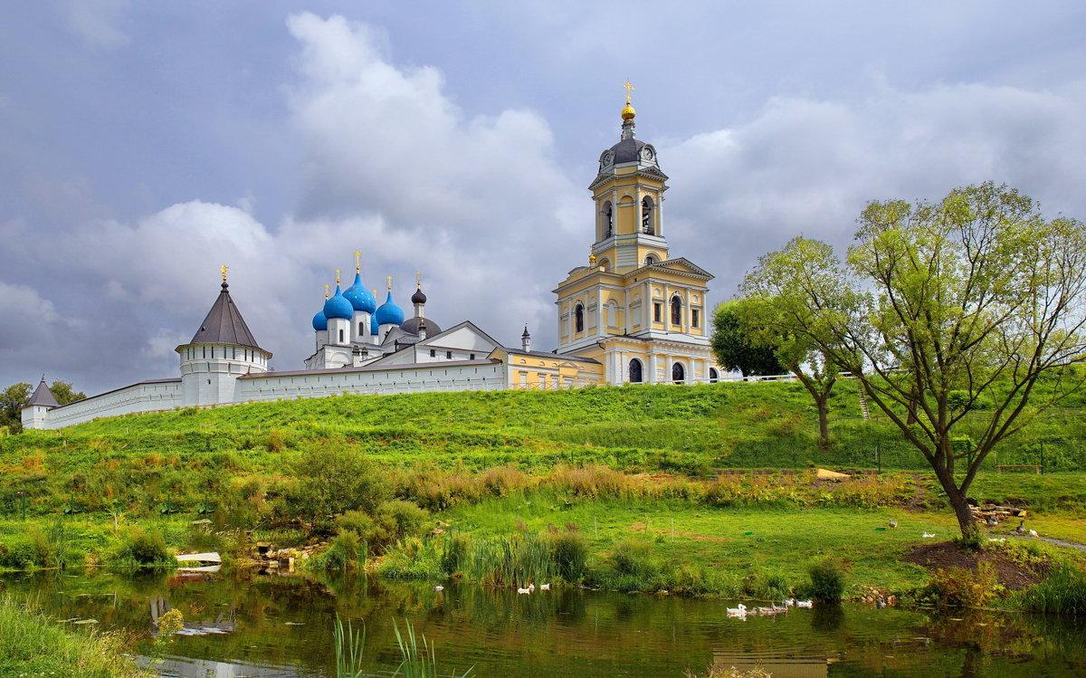 Высоцкий монастырь - Евгений Голубев
