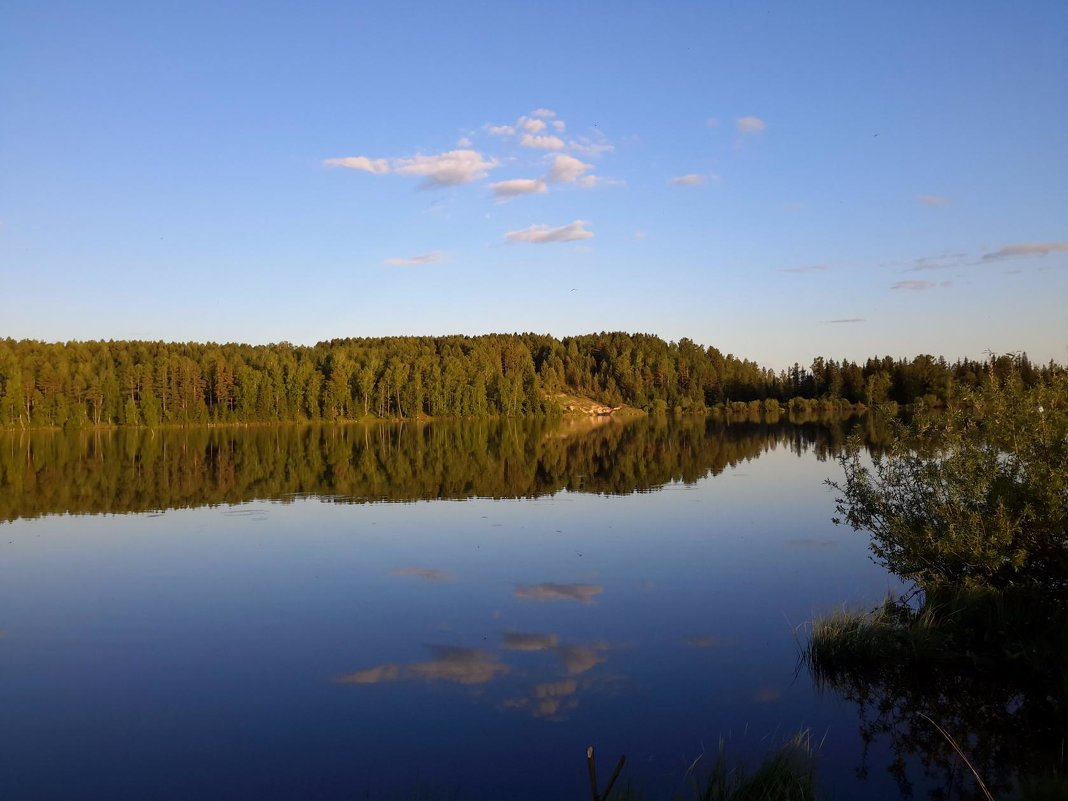 Озеро - Глен Ленкин