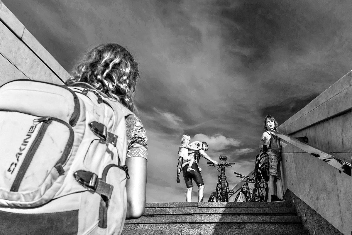А я хочу уехать на велосипеде в небо, мама! - Ирина Данилова