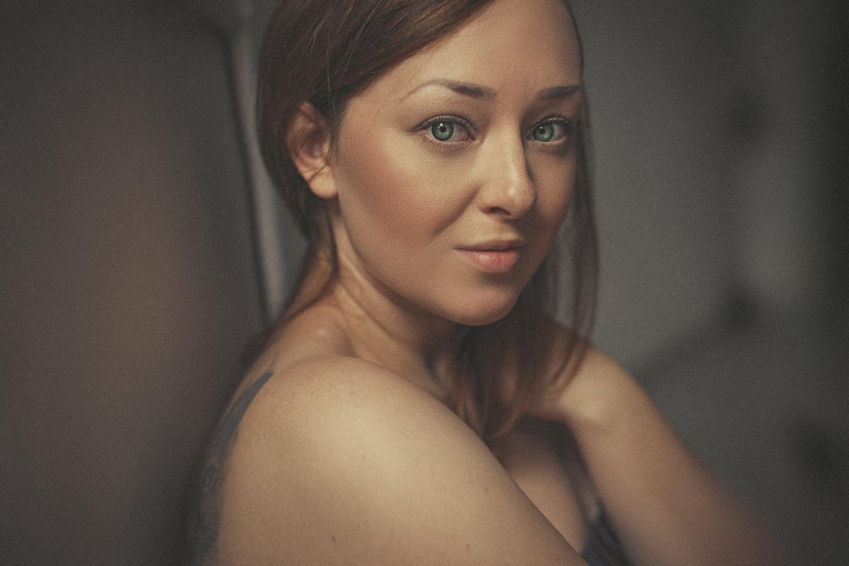 автопортрет - Анна Литвинова