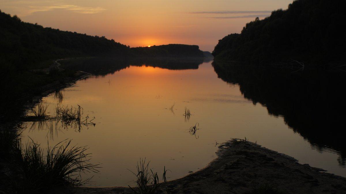 Августовские закаты ... - Игорь Малахов
