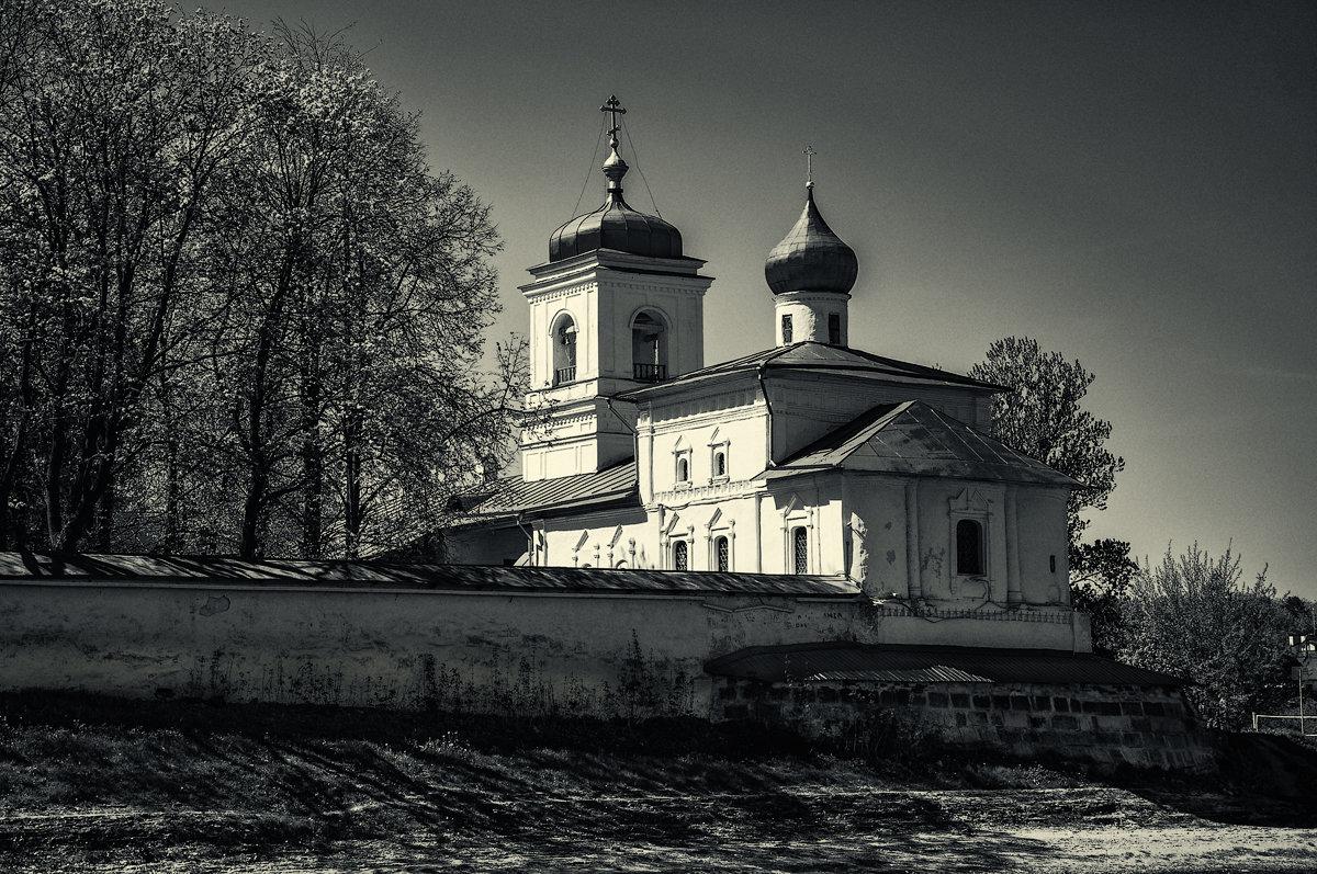 Мирожский монастырь (г.Псков) - Анна Семенова