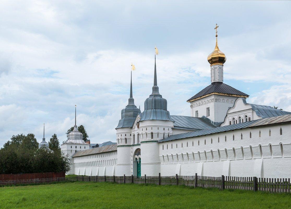 Толгский женский монастырь. Ярославль. - Ирина Токарева