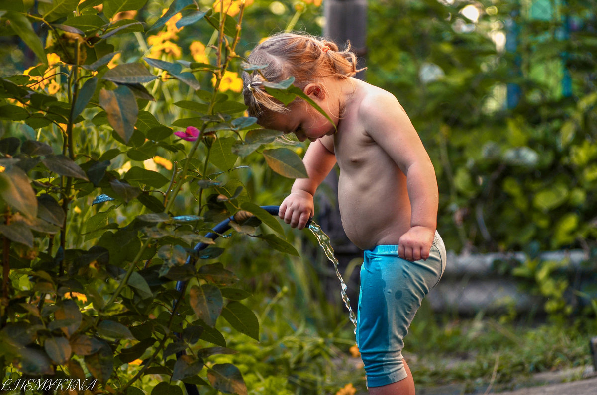 Дети-цветы жизни - LNemykina