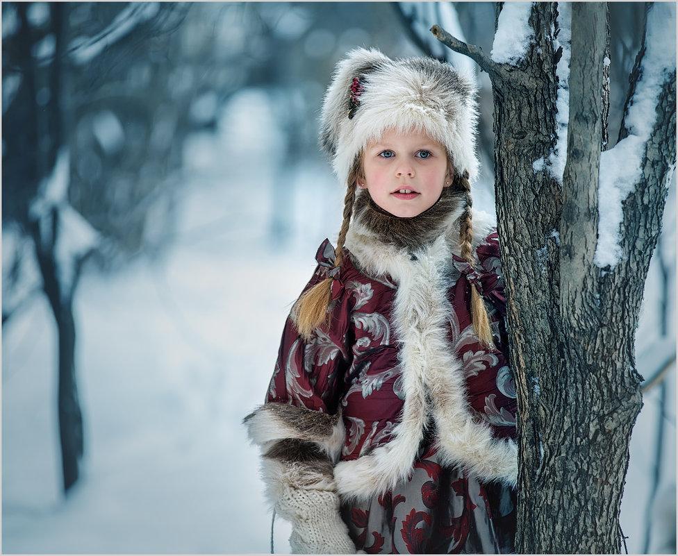 Зима - Ирина Абрамова