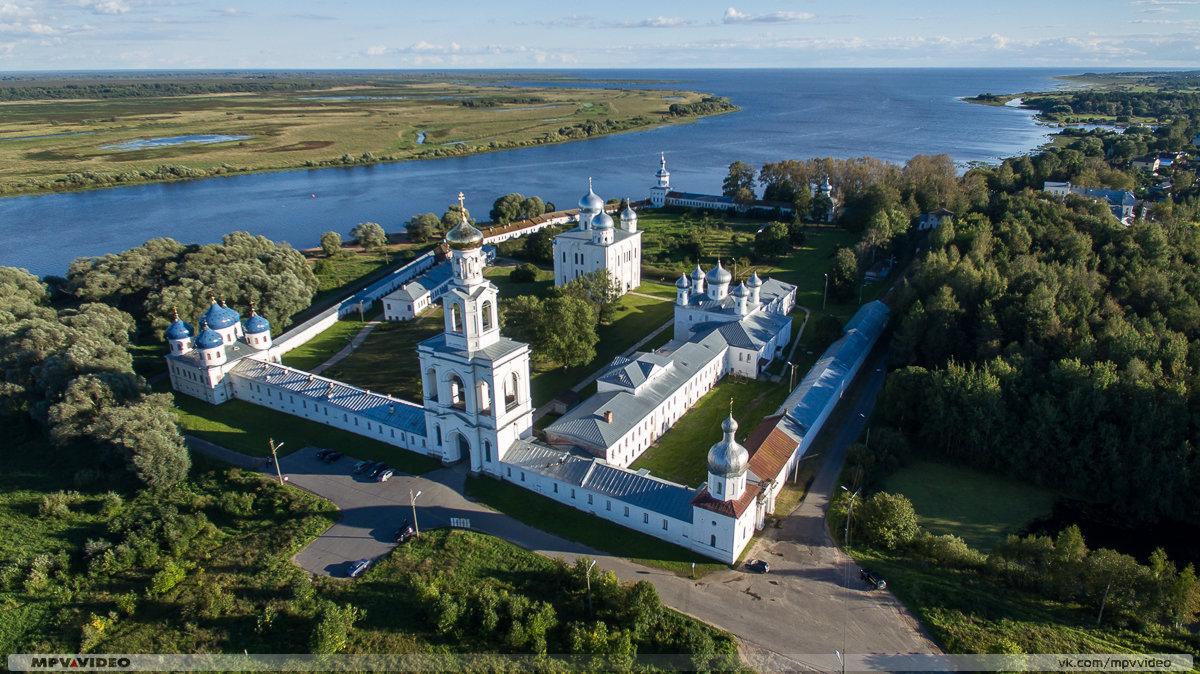 Свято-Юрьев мужской монастырь - Павел Москалёв