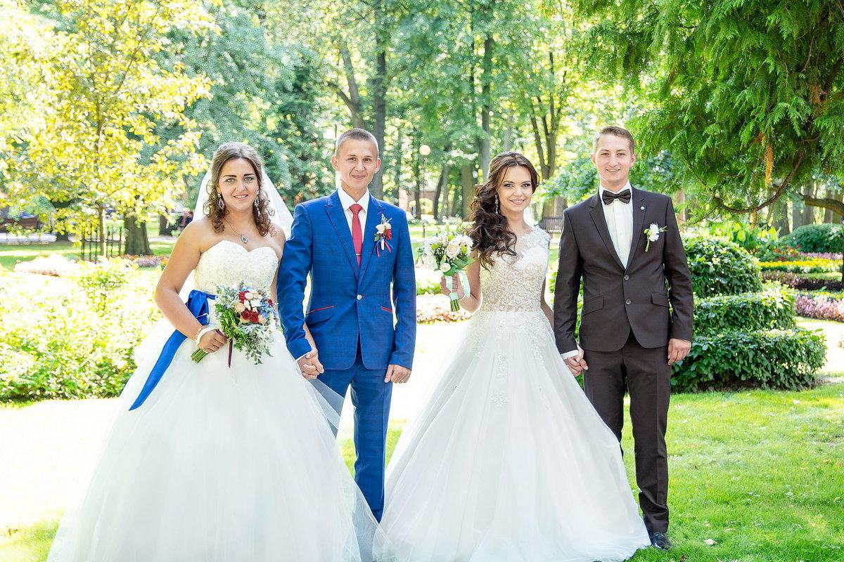 double wedding - Павел Громыко