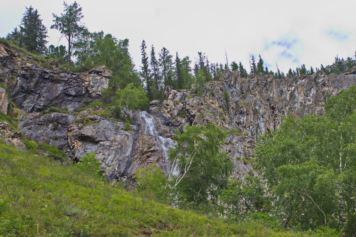 Водопад Ширлак - val-isaew2010 Валерий Исаев