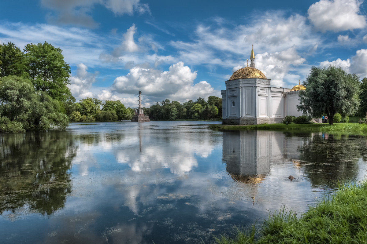 Царское село - Оксана Ермихина