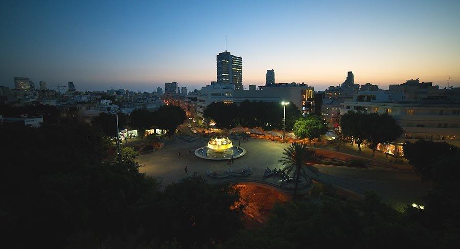 Tel - Aviv - Георгий Столяров