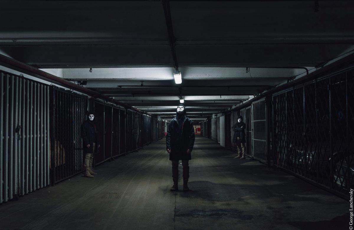 Фантомы - Георгий Ланчевский
