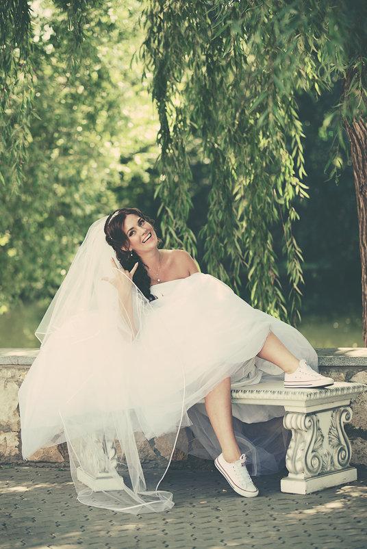Сборы невесты - марина алексеева