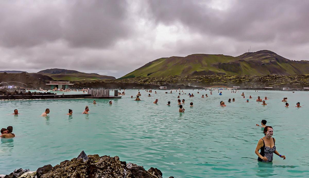 Iceland 07-2016 Blue Lagoon - Arturs Ancans
