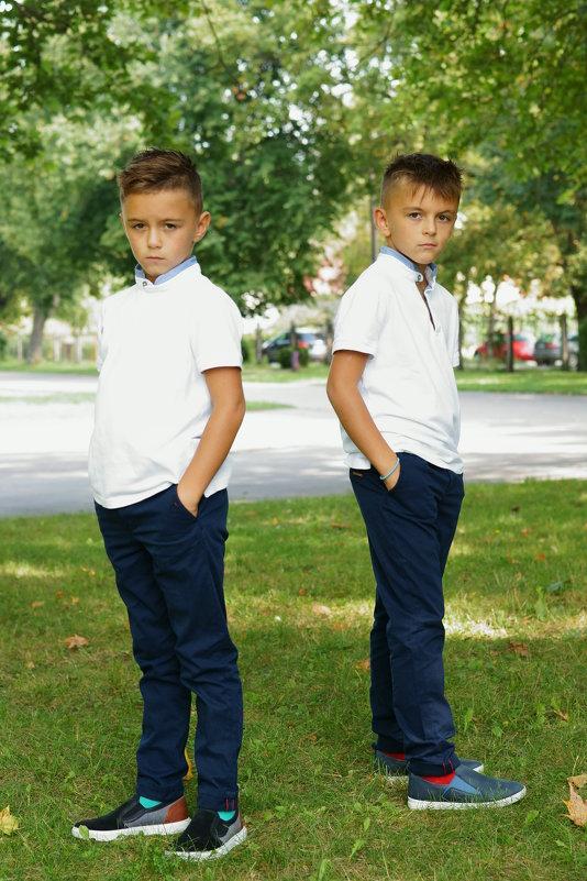 Модная одежда для школьников ))) - Larisa Freimane