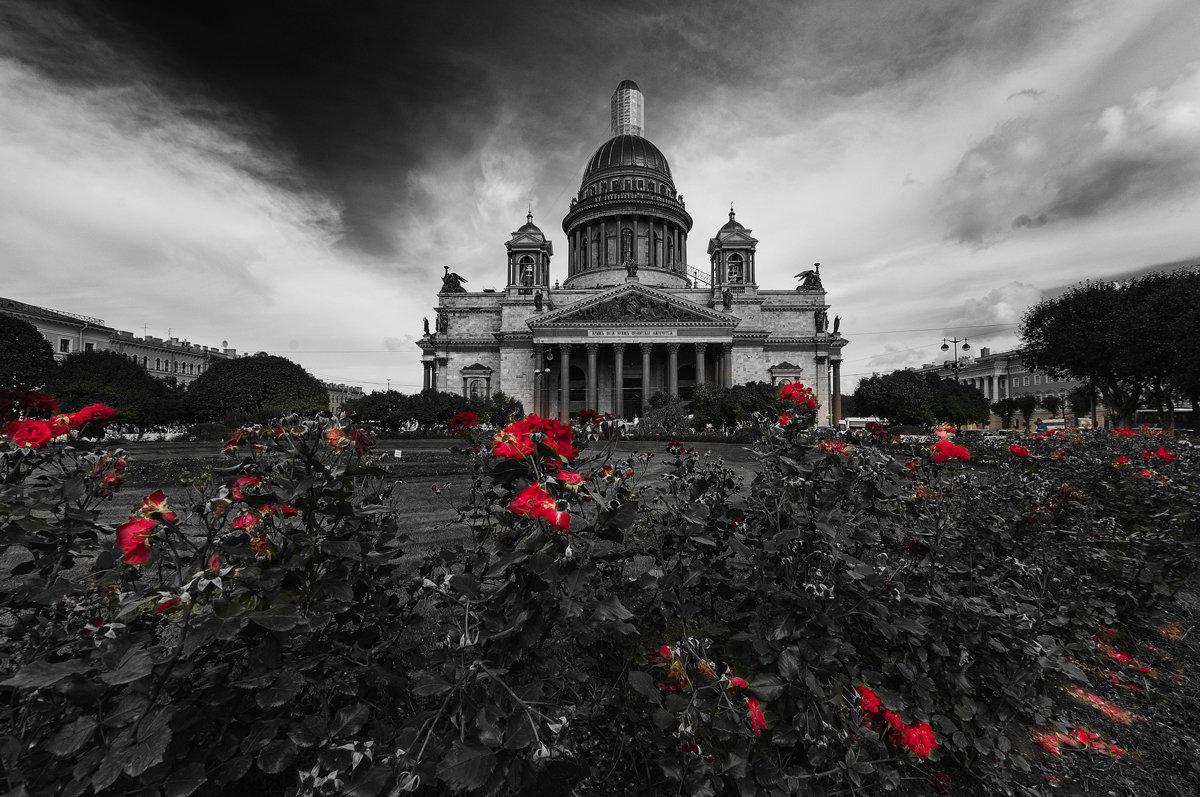 Исаакиевский собор. Санкт-Петербург - Александр Лебедев
