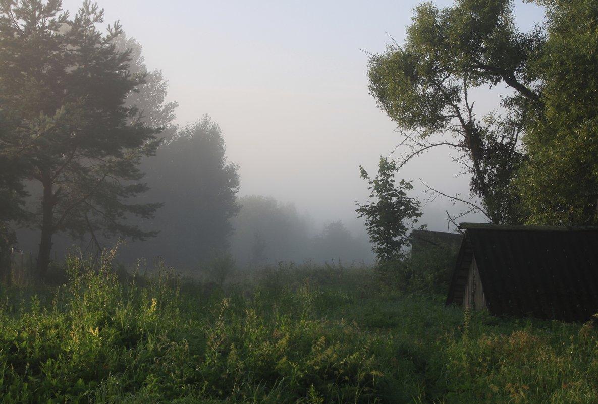 Утренний пейзаж - Алексей Дмитриев