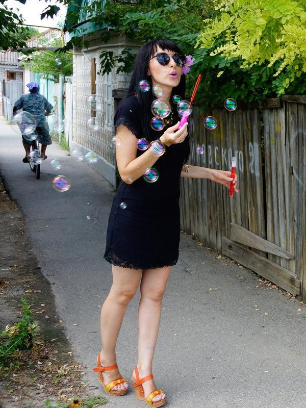 пузыри вдогонку - Наталия Сарана