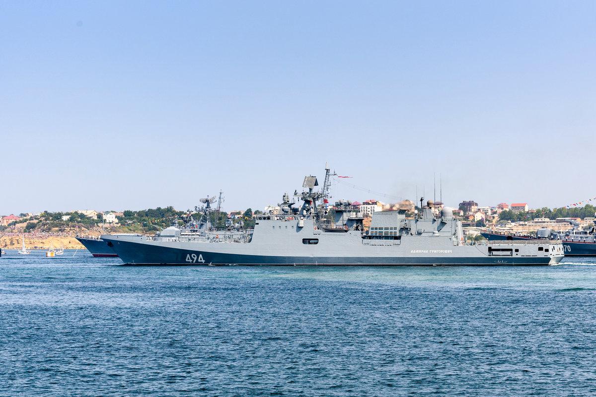 ВМФ России! - Геннадий Оробей