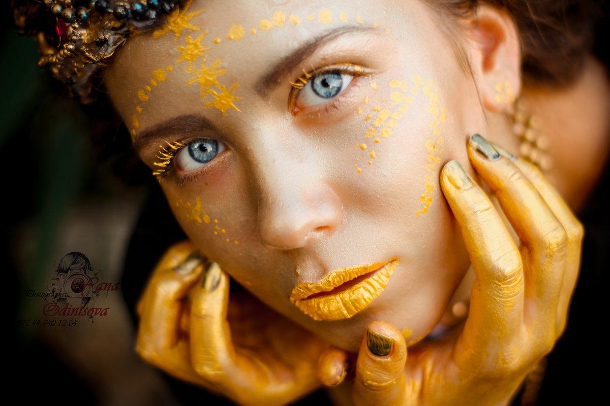Серийная съемка Царица Мидас - Yana Odintsova