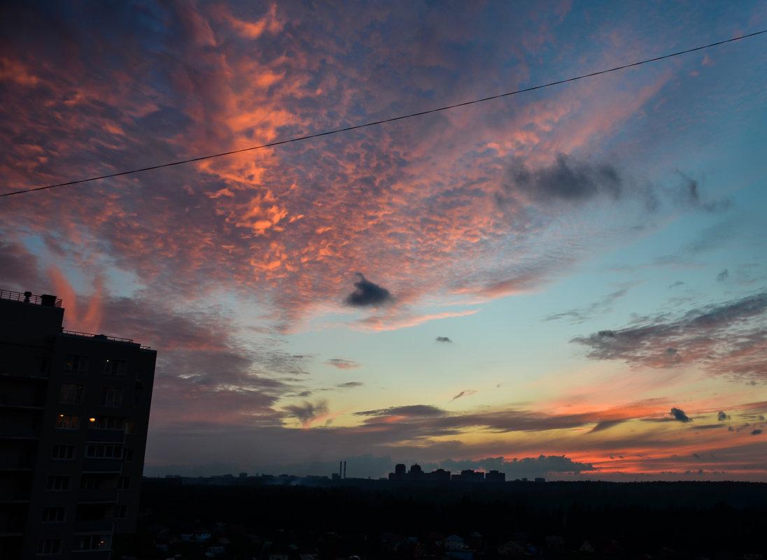 закаты,такие разные - Олеся Семенова