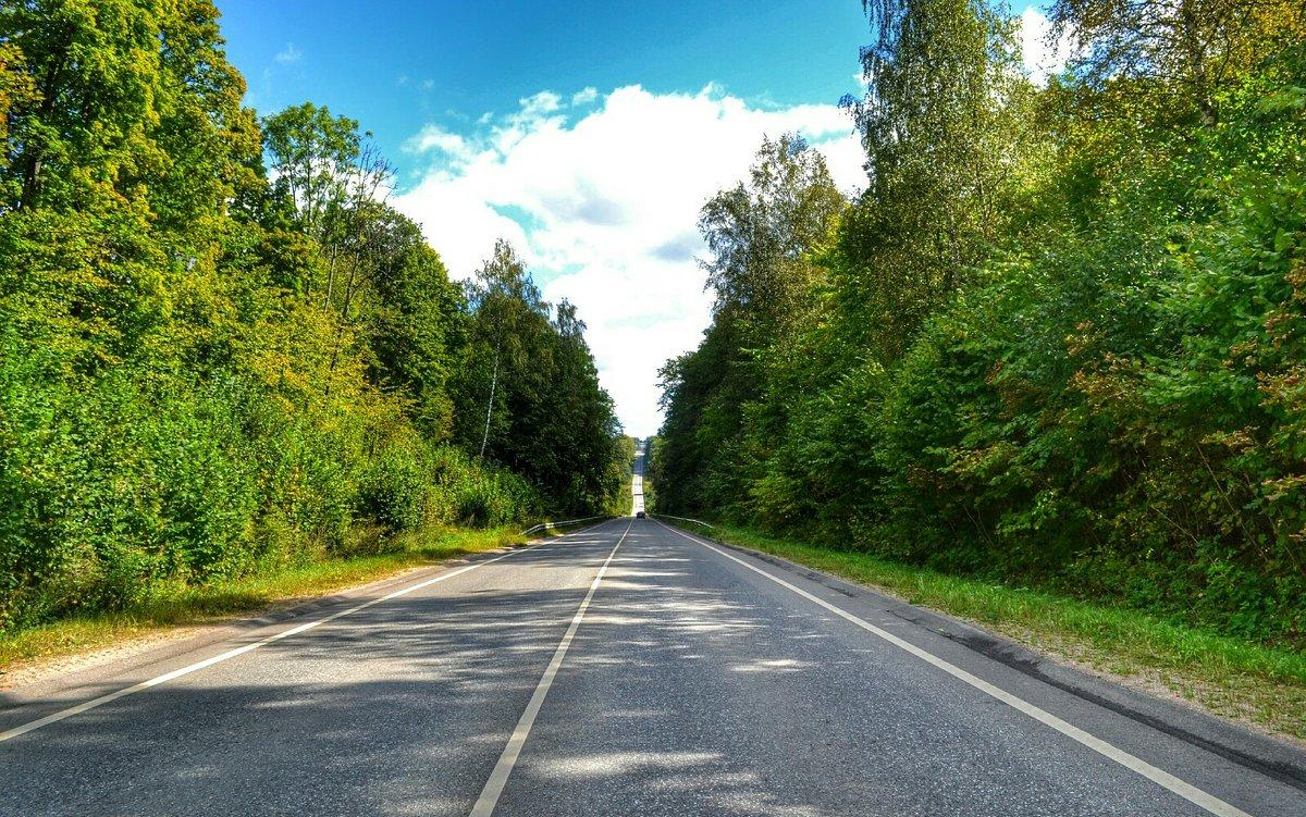 Старая Московская дорога (из Смоленска) - Милешкин Владимир Алексеевич