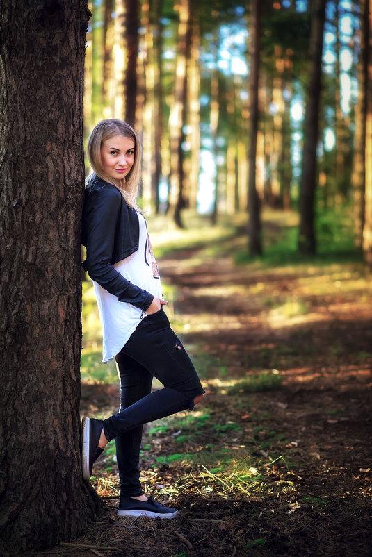 Прогулка в лесу - Алексей Силин