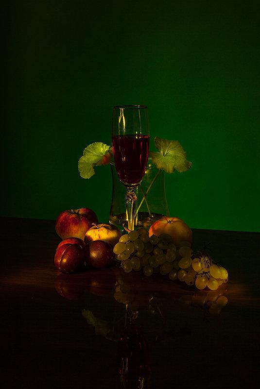 Осенний плодово - ягодный - Сергей Борденов