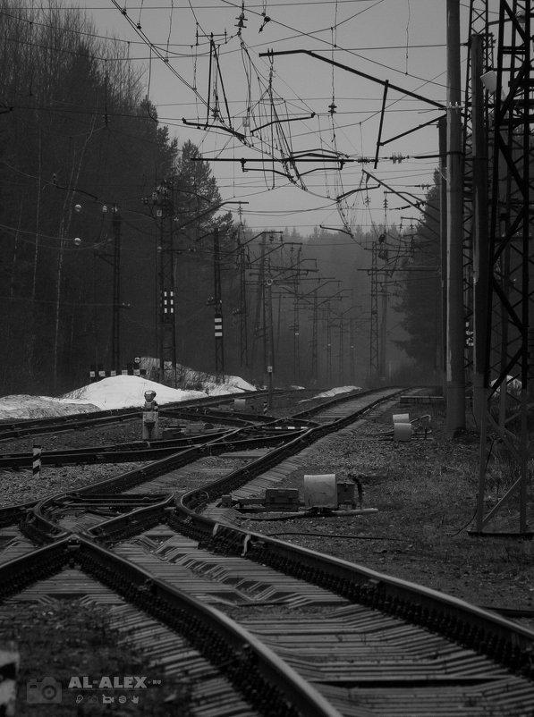 Железная дорога - Алексей Обухов