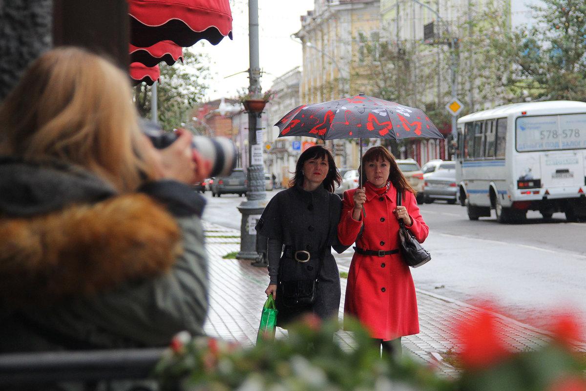 Дождь - Апёнова Нина