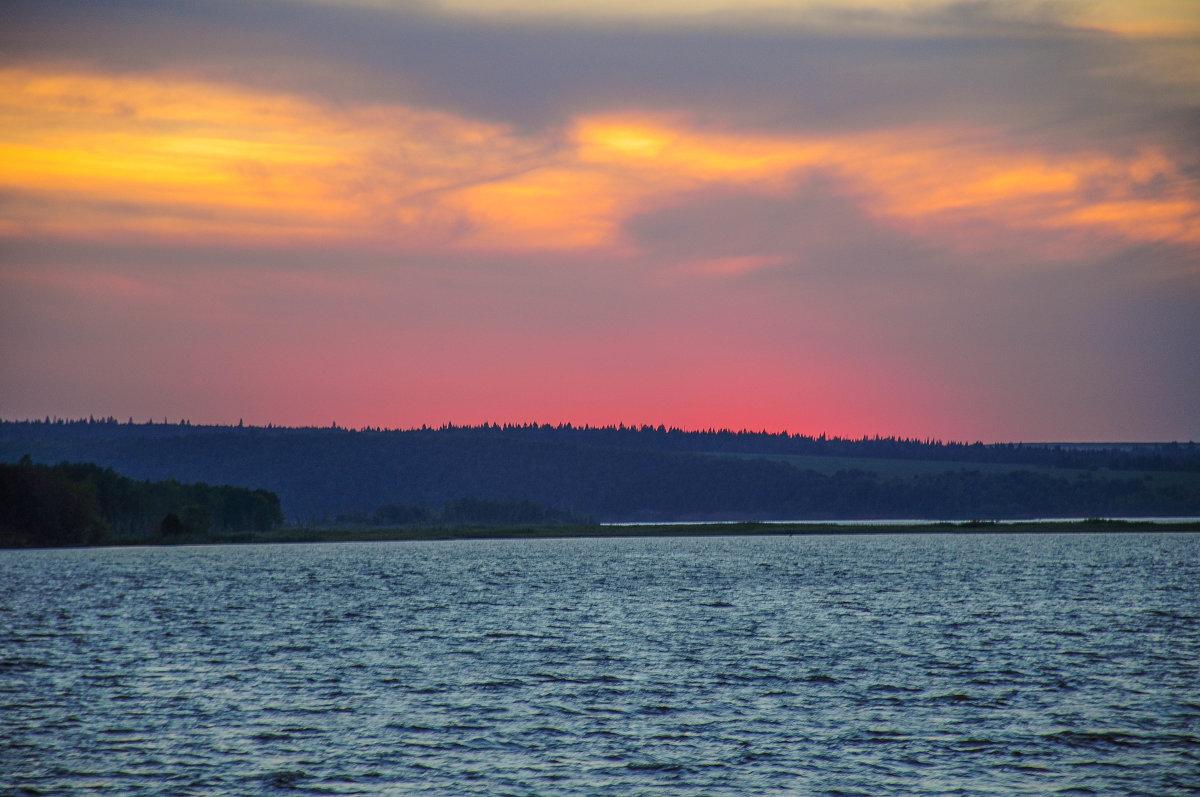 Закат над рекой - Сергей Тагиров