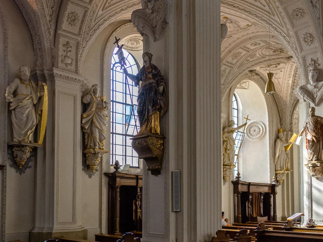 Церковь святого Андреаса - Witalij Loewin