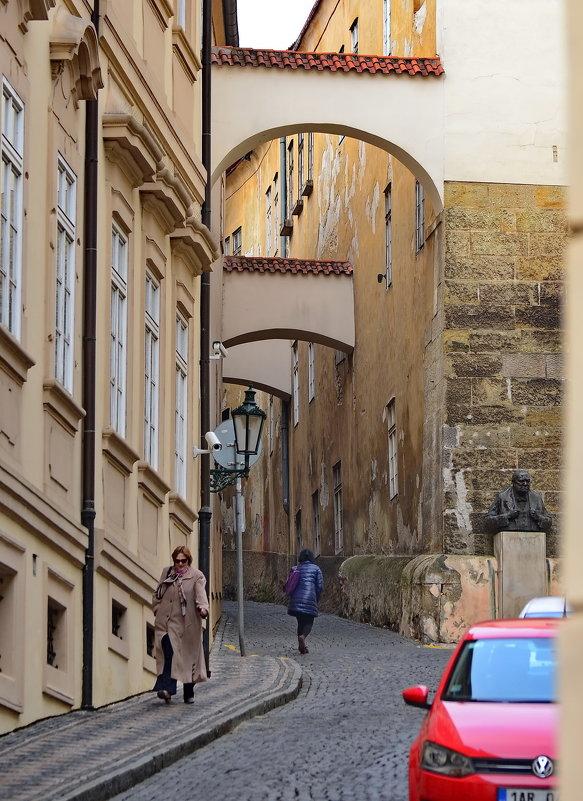 Прага, Малая Страна - Владимир Брагилевский