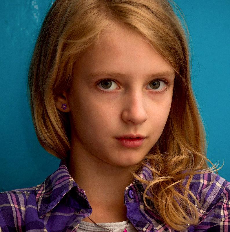 Неподготовленный портрет - Ольга