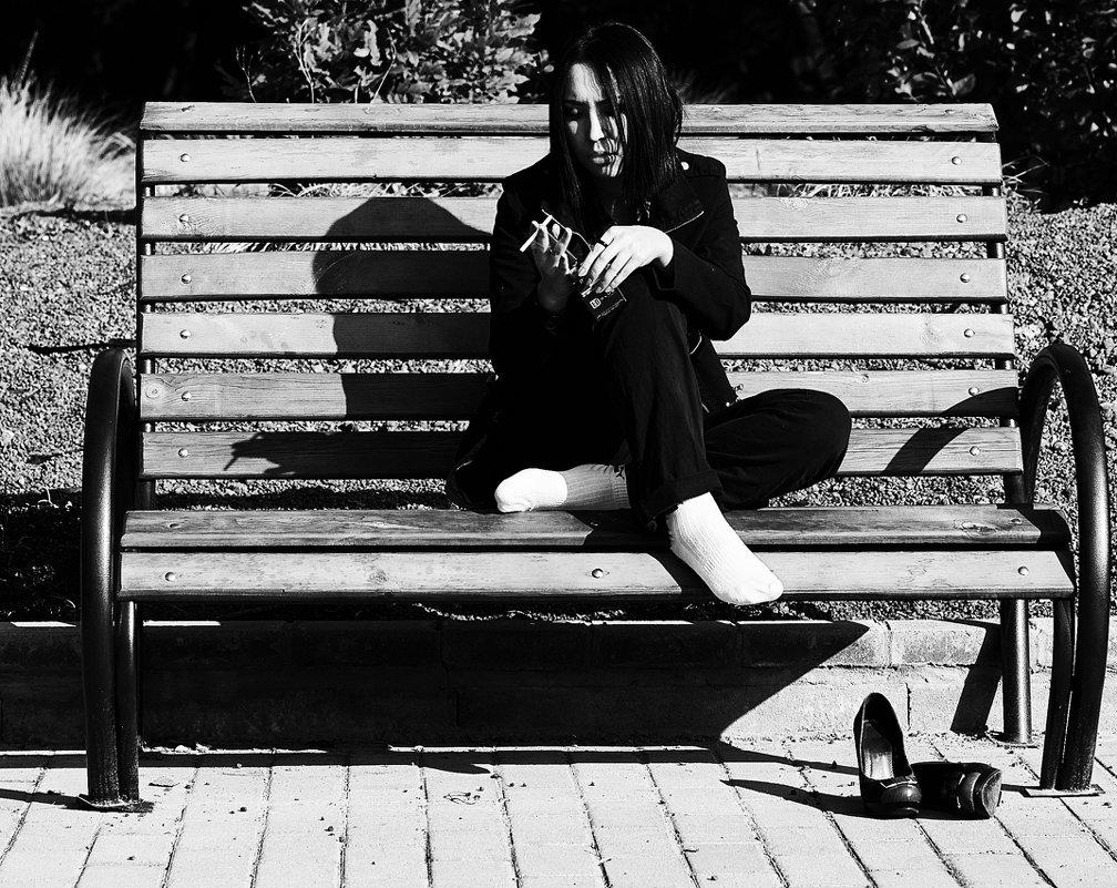 Перекур с тенью - Val Савин