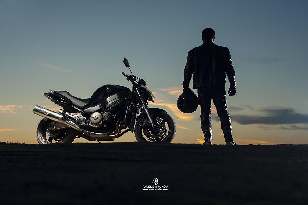 Мотоцикл, скорость, свобода.... - Павел Бирюков