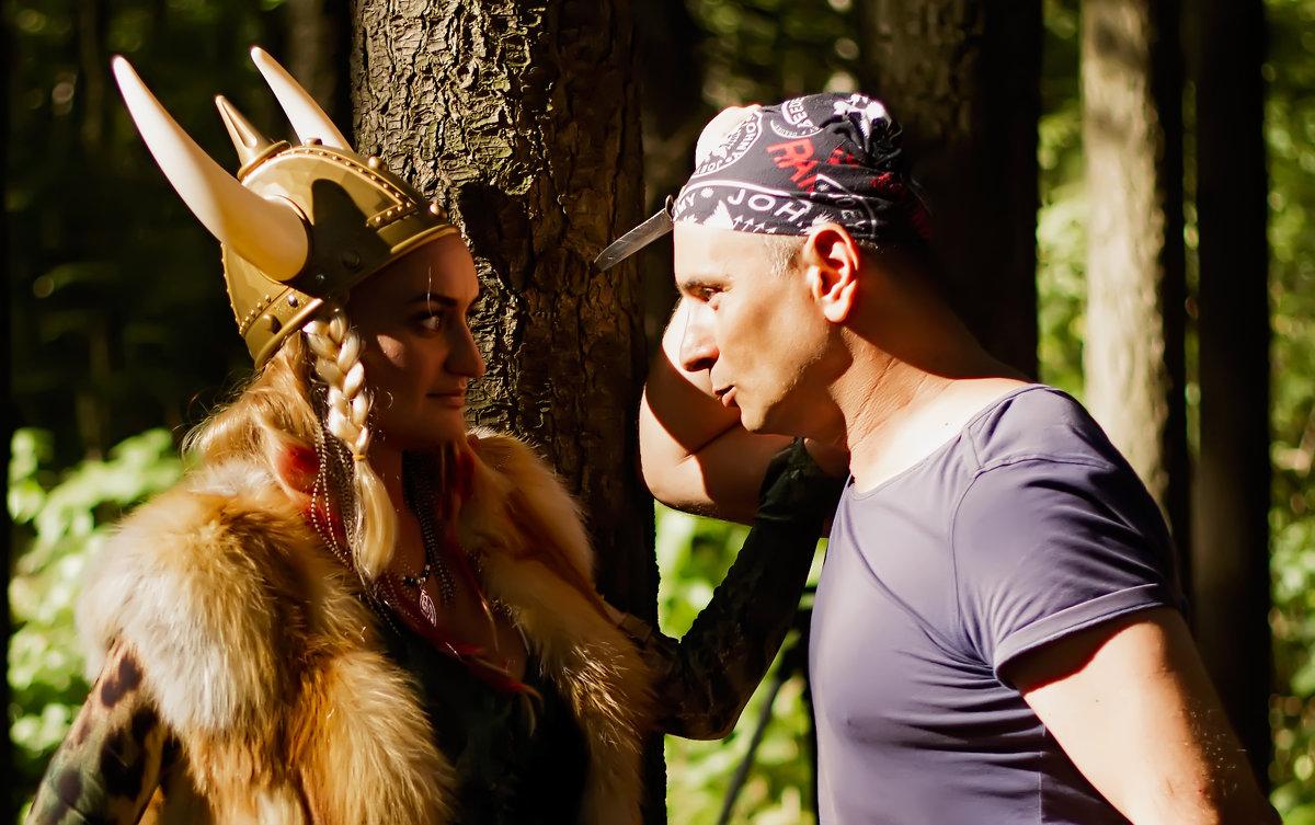 Я против викинга - Эрик Делиев