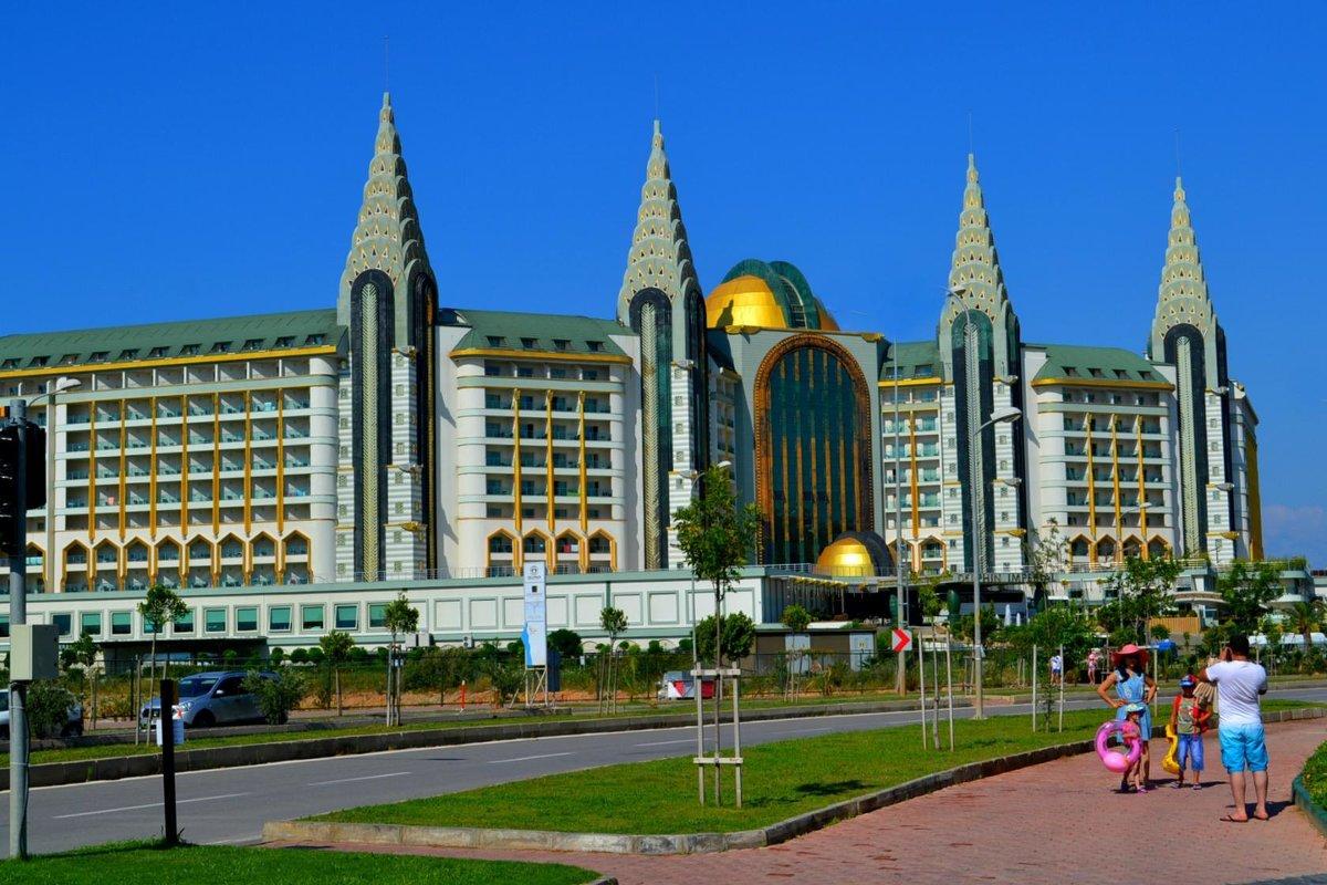 отель в Анталии - Клара