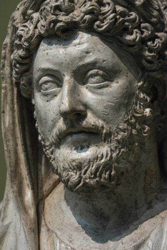 Портрет Марка Аврелия, II в. н.э. - Анатолий Бастунский