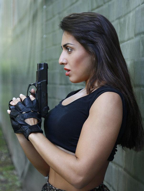 опасная женщина - Тарас Золотько