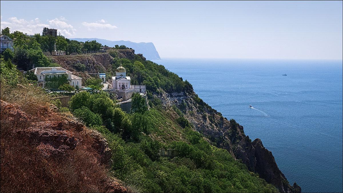 Монастырь Святого Георгия Победоносца - Олег Фролов