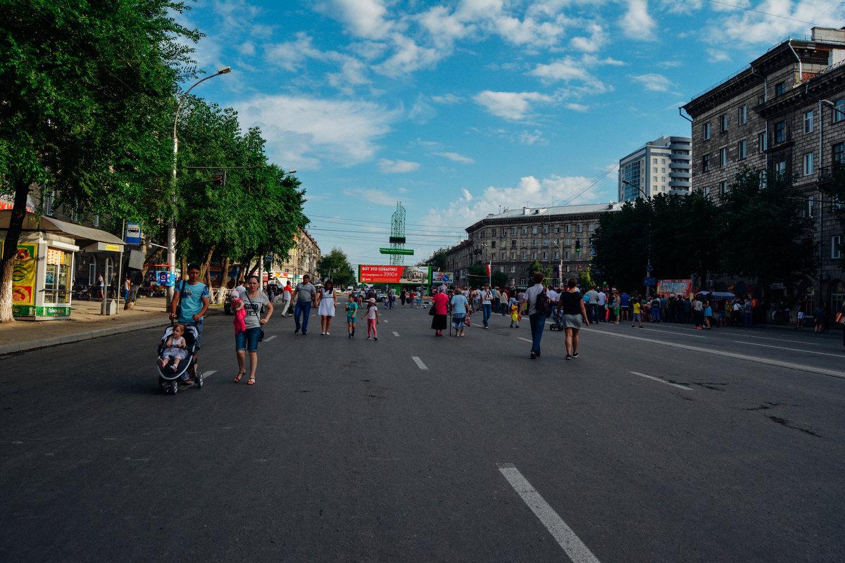 прохожие на дороге - Света Кондрашова